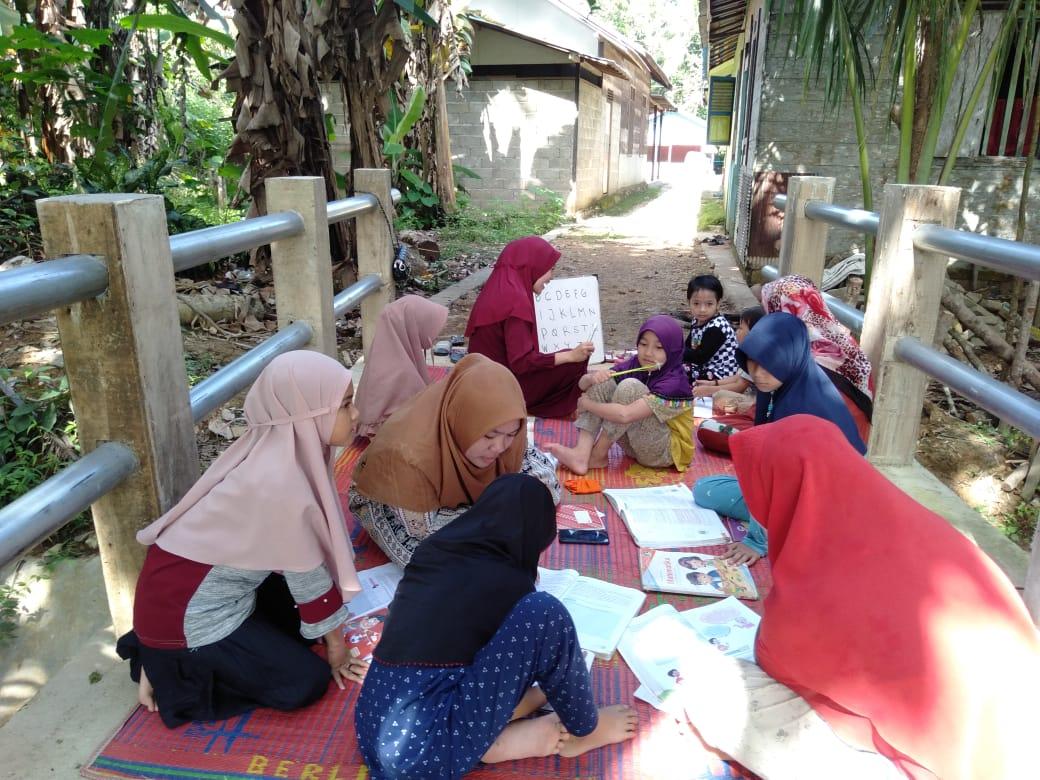 Belajar dari rumah bersama Prodi PGMI